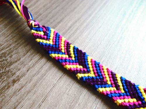 Minty's Favourite DIY Bracelet