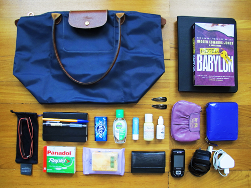 Minty's Travel Series Part 2: What's in My Carry-on?