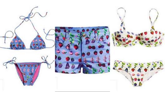 Bikinis, £24.99; Shorts, £24.99